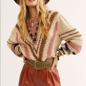 ISO Free People Empire Sweater